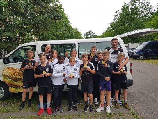 erfolgreiches Turnier in Stuttgart über 2,5 Tage