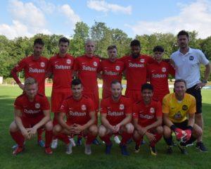 Die Neuzugänge unserer Ersten Mannschaft zur Saison 2019/2020